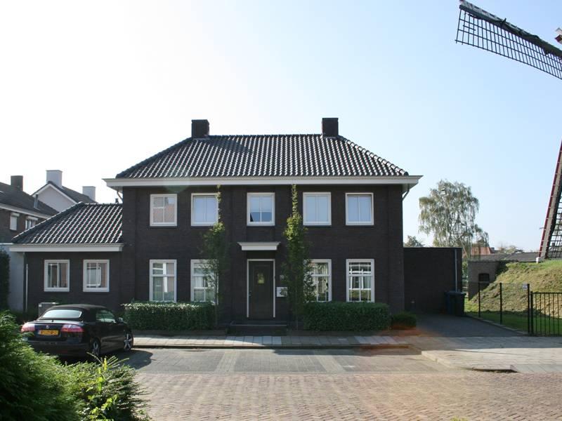 Herenhuis – een statig molenhuis